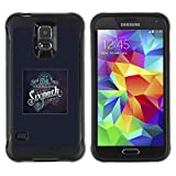 Be-Star Unique Pattern Anti-Skid Hybrid Impact Shockproof Case Cover For SAMSUNG Galaxy S5 V / i9600 / SM-G900F / SM-G900M / SM-G900A / SM-G900T / SM-G900W8 ( Riders Club Bicycle Exercise Training )