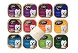 Cesar Canine Cuisine Huge Variety Pack – 12 Total Flavors: Filet Mignon, Porterhouse Steak, Beef, Chicken & Beef, Chicken & Liver, Lamb, Turkey, Filet Mignon & Bacon More (12 Cans Total)