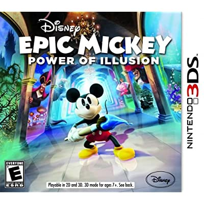 Epic Mickey: Power of Illusion: Video Games