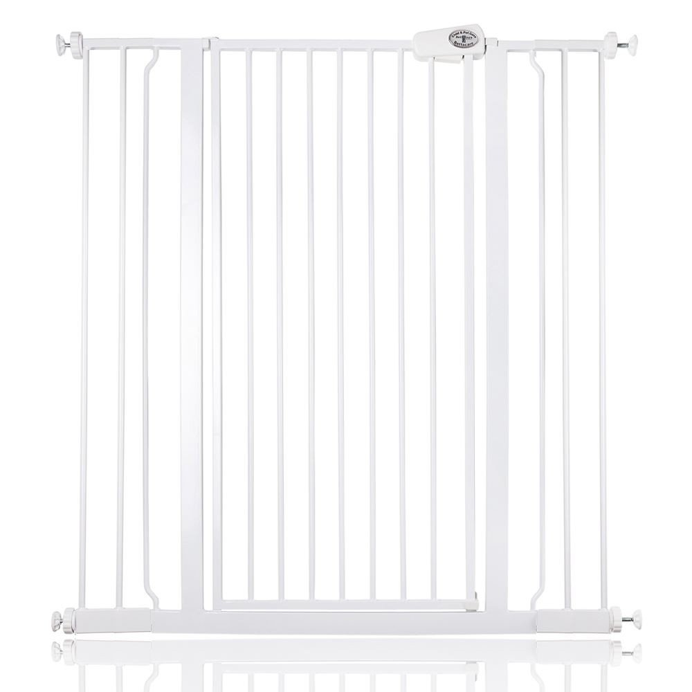 Bettacare Pet Gate with Cat Flap Effective Barrier for Pets with Extensions cm//