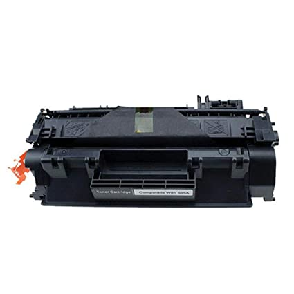 Cartucho de tóner para impresora HP 05A compatible CE505A ...