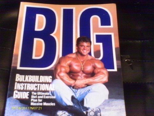 Big: Bulkbuilding Instructional Guide by Ellington Darden - Ellington Shopping Mall