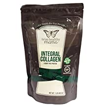 THM Non-GMO, Unflavored Integral Collagen Dairy Free Protein Powder 1 Pound
