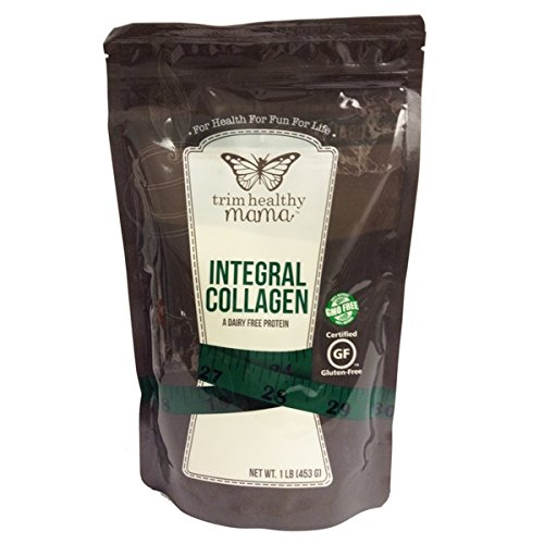 Trim Healthy Mama Integral Collagen Dairy and pork FREE Protein Powder 1 Lb.