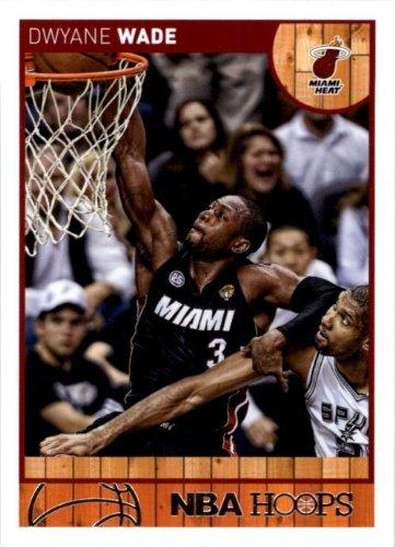 2013 Dwyane Wade Hoops NBA Basketball Series Mint Card 52 Dwyane Wade M (Mint)