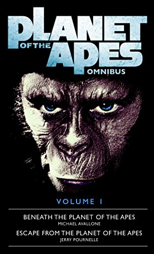 book cover of Planet of the Apes Omnibus