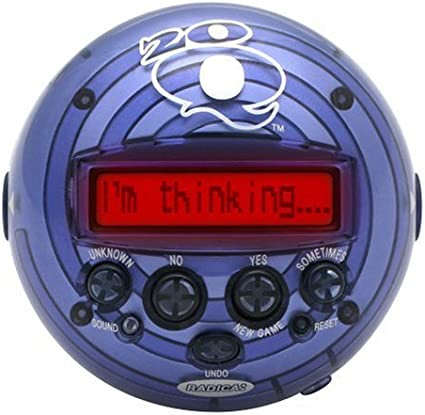 **BRAND NEW** 20Q Electronic Mind Reading Game Can You Out Smart 20Q