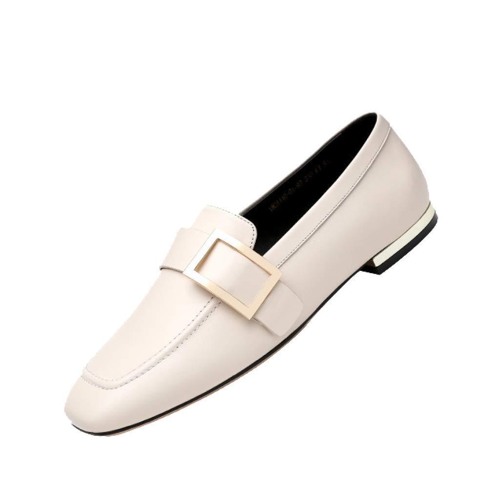 ZPEDY Chaussures pour Femmes, Style Européen Et Américain, Femmes, Européen Décontracté, B077BQ6L5W Confortable, élégant, Portable Beige 3c60901 - automaticcouplings.space