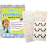 Promed Supply Natural Mosquito Repellent Patches Stickers (120 count) for Kids, Adults, and Pets.