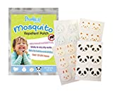 Promed Supply Natural Mosquito Repellent Patches Stickers (120 count) for Kids, Adults,