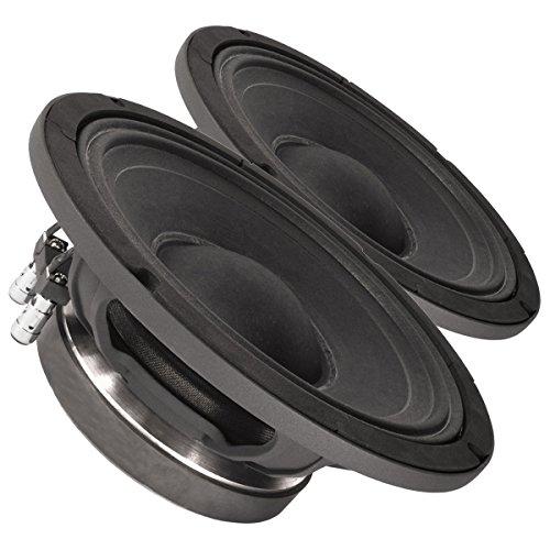 Faital Pro 10PR310 10-Inch 8ohm 600 Watts 98dB 2.5VC Mid-Bass Guitar Speaker, - Bass Mall Pro
