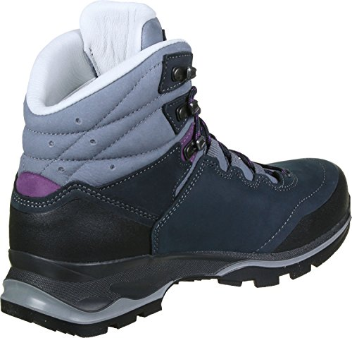 LL Lowa W Scarpa navy trekking pflaume Light Lady rT1xqwTE