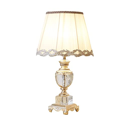 ZR Lámpara de Mesa de Cristal de Lujo Moderna Moderna Minimalista ...