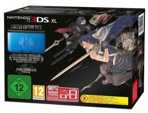 Nintendo 3DS XL + Fire Emblem - juegos de PC (SD, SDHC, LCD ...