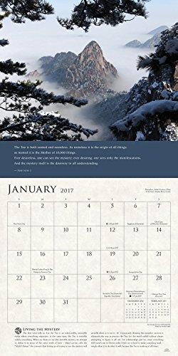 Living the Wisdom of the Tao 2017 Wall Calendar