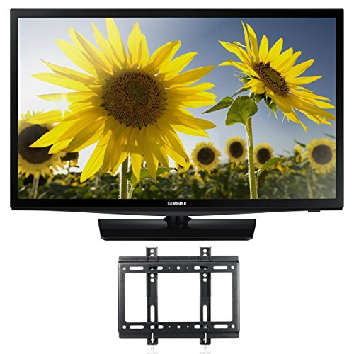 Samsung UN24H4000 24-Inch 720p LED TV  w/ FREE WALL MOUNT, w