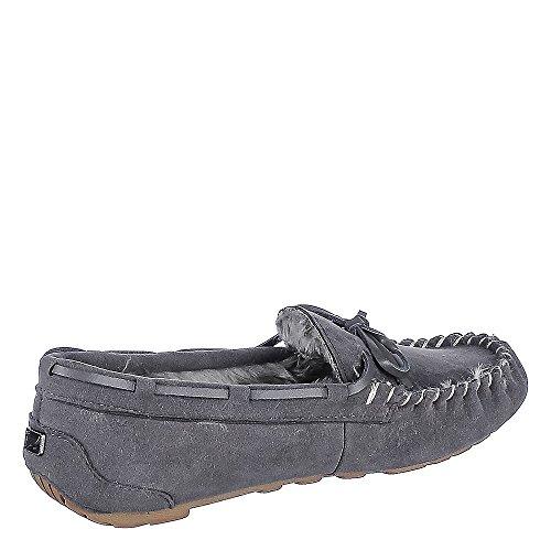 Shiekh Lulu Casual Boat Shoe Grigio