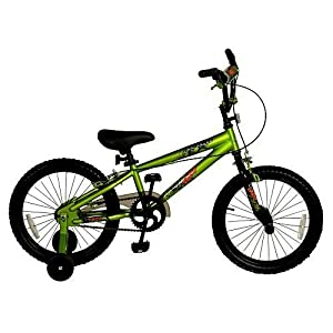 avigo one eight 18 inch boys bmx bicycle. Black Bedroom Furniture Sets. Home Design Ideas