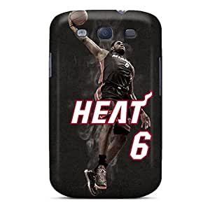 High Impact Dirt/shock Proof Case Cover For Galaxy S3 (player Action Shots)