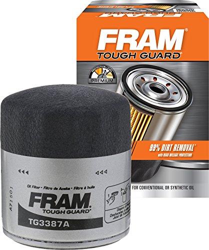 - FRAM TG3387A Tough Guard Passenger Car Spin-On Oil Filter