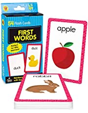 Brighter Child Flash Cards:First Words