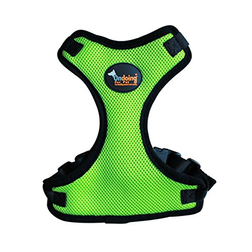 Puppy Harness Adjustable No Pull Pieces product image