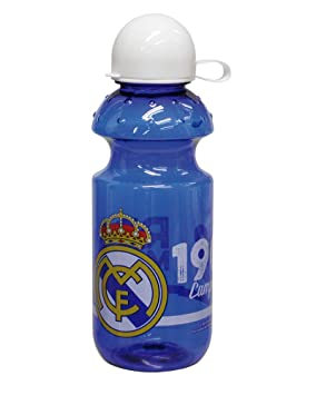 REAL MADRID CF® Botella Translúcida 500ml.