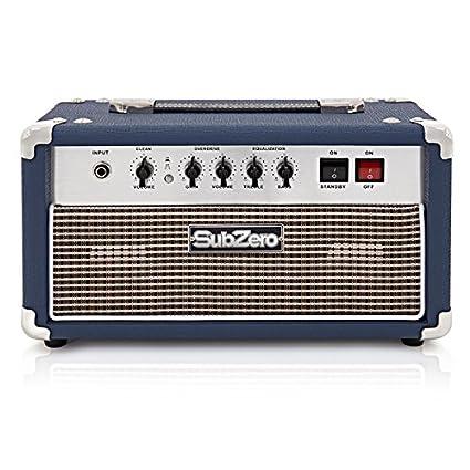 Subzero Tube-H5 Cabezal Amplificador de Guitarra
