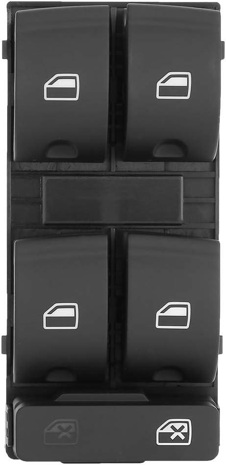 Einzelne Elektrische Fensterheber Autofenster Schalter Für A4 S4 B6 B7 Rs4 Seat Exeo Auto