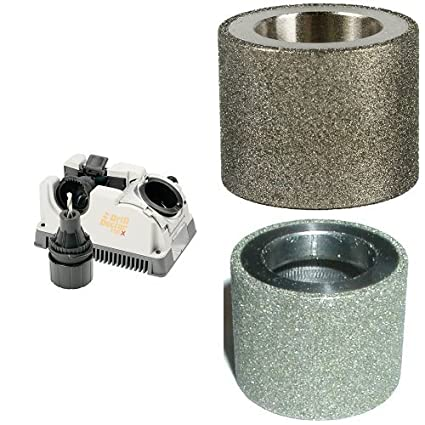 XP 500X and Drill Doctor DA31320GF 180 Grit Diamond Replacement Wheel for 350X