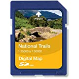 Satmap National Trail 1:25000/1:50000 West Highland Way