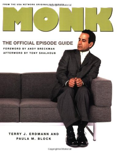 Download Monk: The Official Episode Guide ebook