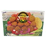 Amira Falafel Mix Preparation - Base of Fava Beans and Chick Peas - 14 oz Package