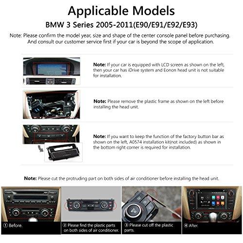 Eonon GA9165A Car Stereo Radio Audio 7 Inch Android 8 0 Oreo, 4GB RAM 32GB  ROM Octa-Core Radio