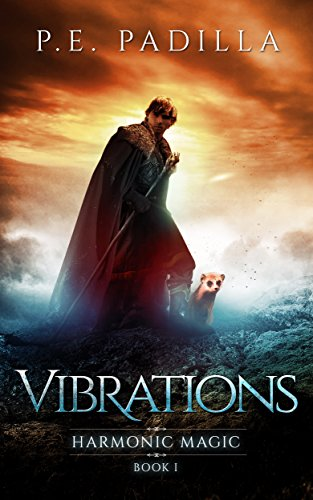 Can Sam trust others to aid him and to prepare him for the ultimate confrontation with the mysterious Gray Man?  Vibrations: Harmonic Magic #1 by P.E. Padilla
