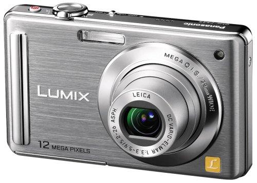 パナソニック デジタルカメラ LUMIX (ルミックス) FS25 シルバー DMC-FS25-S  シルバー B001QXD0UM