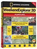 Weekend Explorer 3D - Atlanta Area and Chattahoochee N.F., Lake Lanier, Chattooga Wild and Scenic River