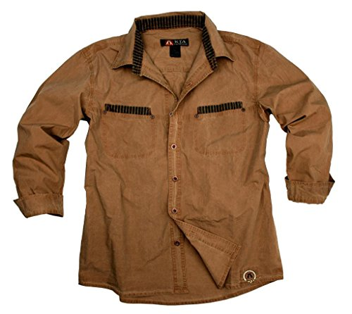 Kakadu Australia - Camisas - para mujer marrón tobacco Talla única