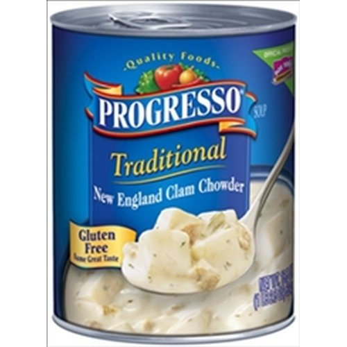 Progresso Traditional New England Clam Chowder 19 oz ()