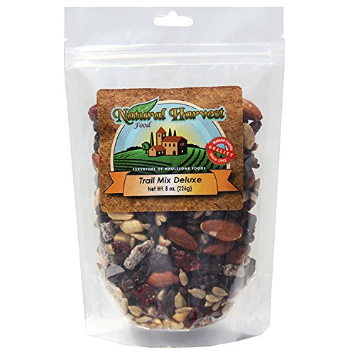 (Trail Mix Deluxe 8 oz. / 6 pack)