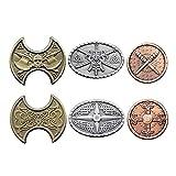 Fantasy Coins - Barbarian (30) - Novelty Coins