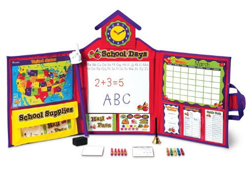 Learning Resources Pretend & Play School - Girls 2008 Calendar Shopping Results