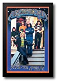 Grateful Dead - 7-10 Ashbury 26x38 Framed Art Print
