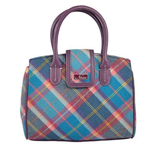 Ness Bluebell Ness Fresh Kirsty Handbag Check Kirsty U5pqSwxz