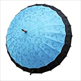 Samurai market Traditional Japanese Umbrella with