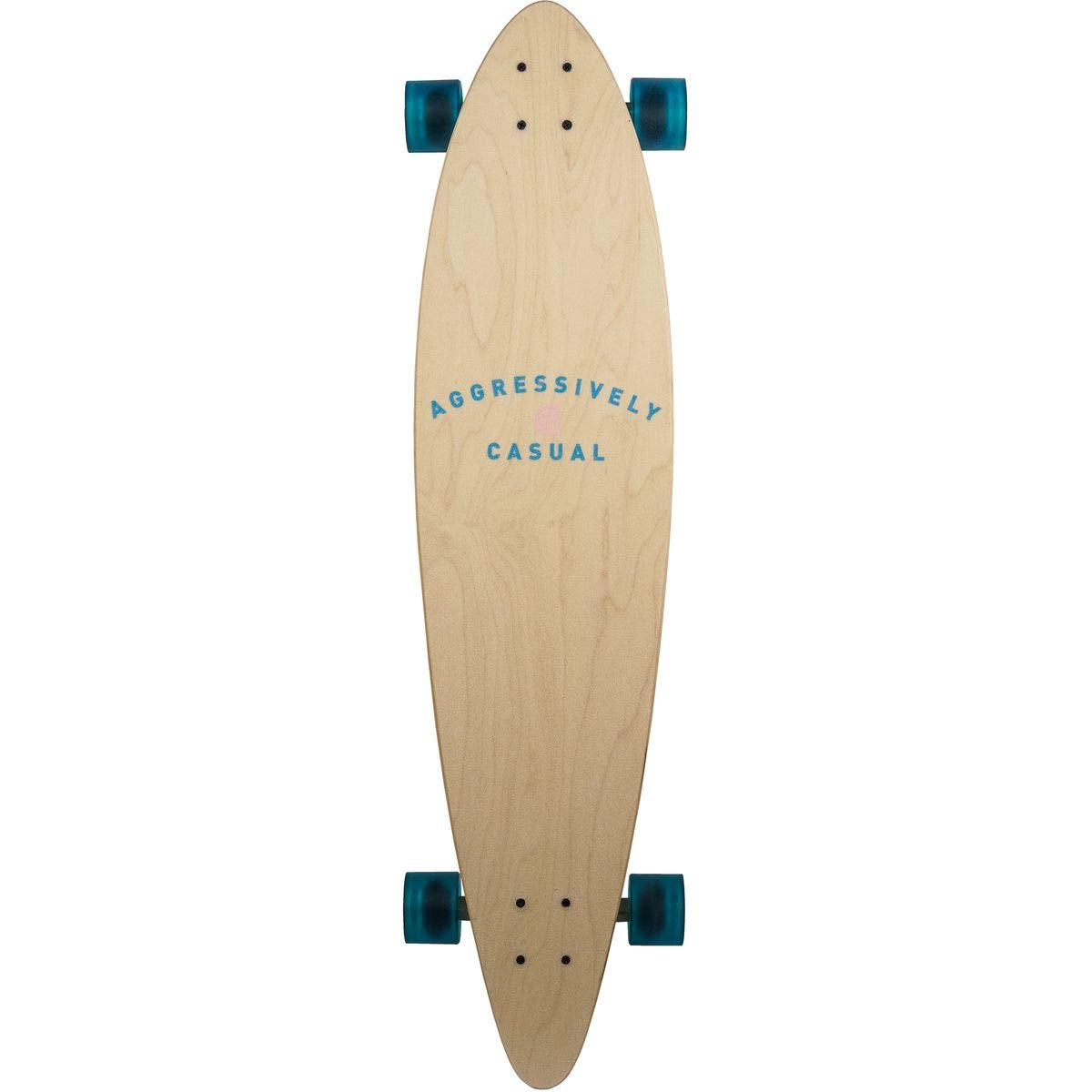 Gold Coast The Banana Pintail Complete Longboard