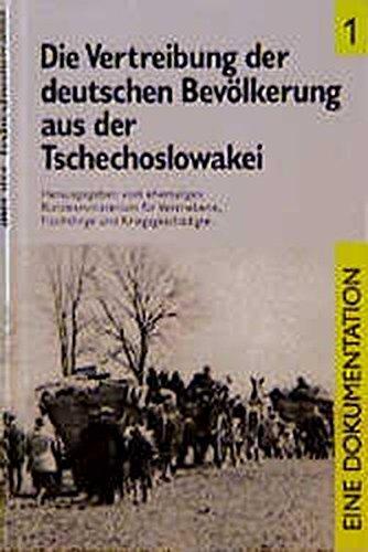 Die Vertreibung der deutschen Bevölkerung aus der Tschechoslowakei