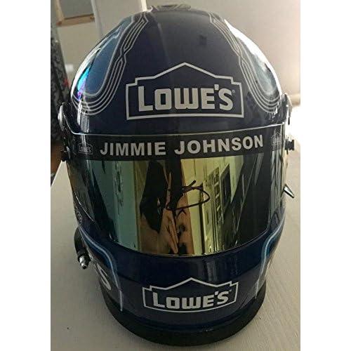 Jimmie Johnson Signed Lowes Kobalt Tools Full Size Nascar