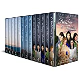 Brides & Twins Box Set: Mail Order Bride Compilation : Historical Western Romance