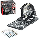 Liberty Imports Bingo Machine Cage Game Set with Balls (Classic)